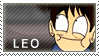 Leo Stamp by ScittyKitty