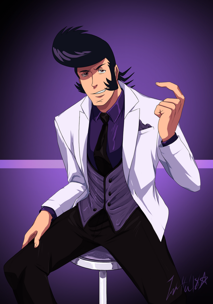 Space Dandy by ScittyKitty