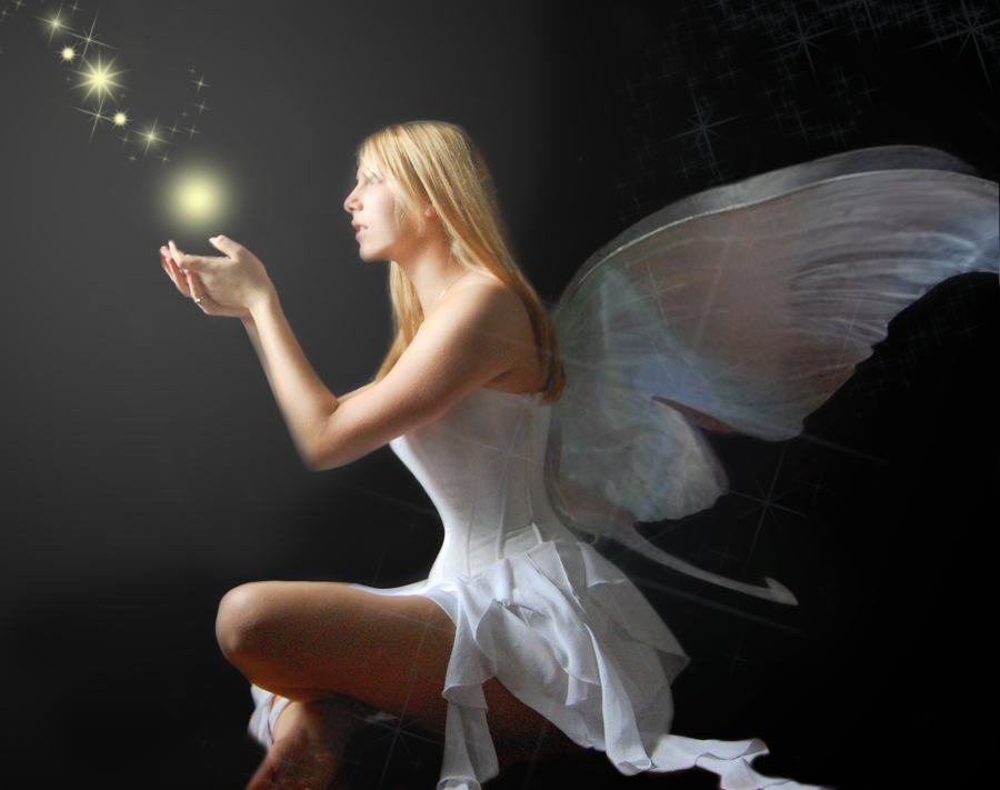 girl from a fairy - photo #47