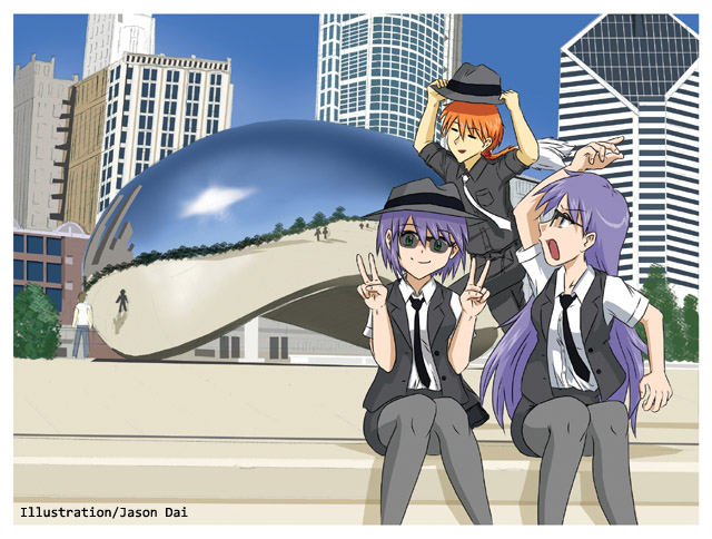 Anime Central 2012 - Bean by Animexcel