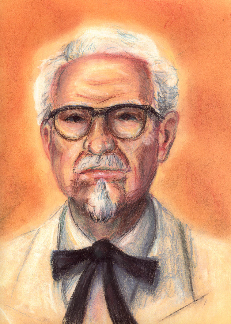 The Colonel by SirGrunt