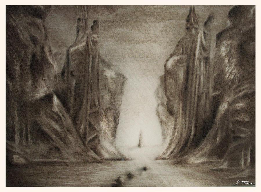 Argonath by EquilibriumSW