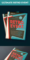 The Retro Event Flyer