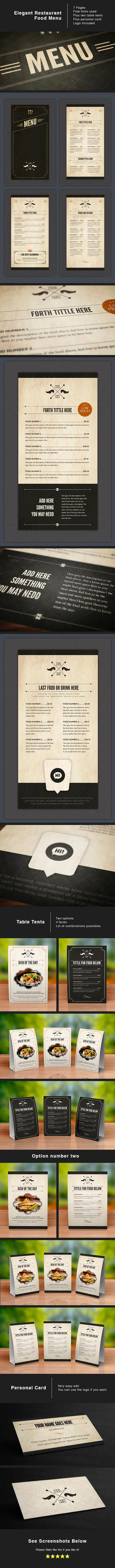 Design Food Stationery by luuqas