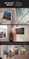 The Gallery MockUp 2 by luuqas