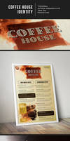 Coffee House Identity by luuqas