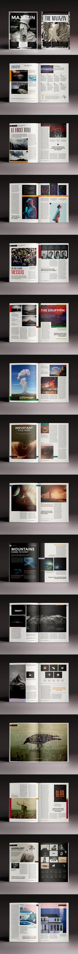 Multipurpose Magazine 5 by luuqas