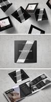 Multipurpose Square Brochure