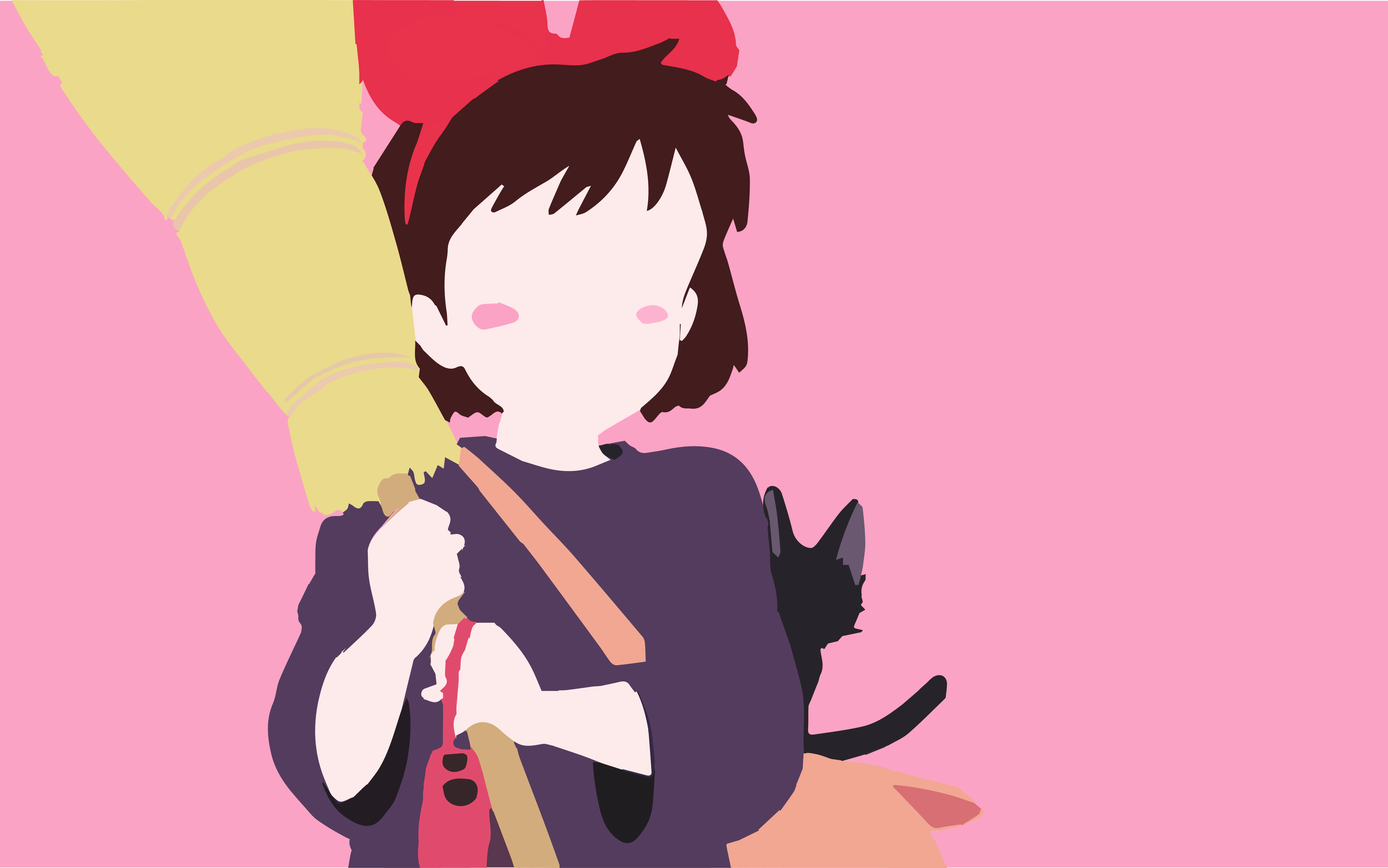 Kiki's Delivery Service by Justinoob on DeviantArt