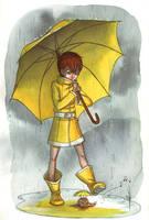 .:: Singing in the rain ::. by Maiwenn