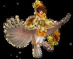 European robin beeguh - [SOLD] by Maiwenn