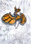 Monarch Capricieux