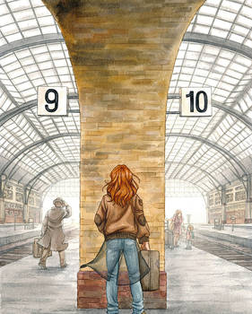 Commission - 9 3/4 Platform