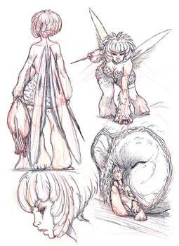 Sketch : Nuiselle