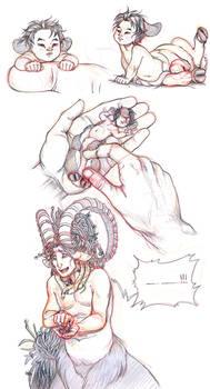 Sketch : Babybun