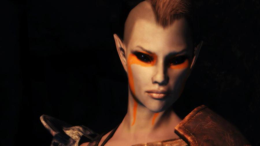 Char Skyrim Dragonsbane Roleplayer Guild