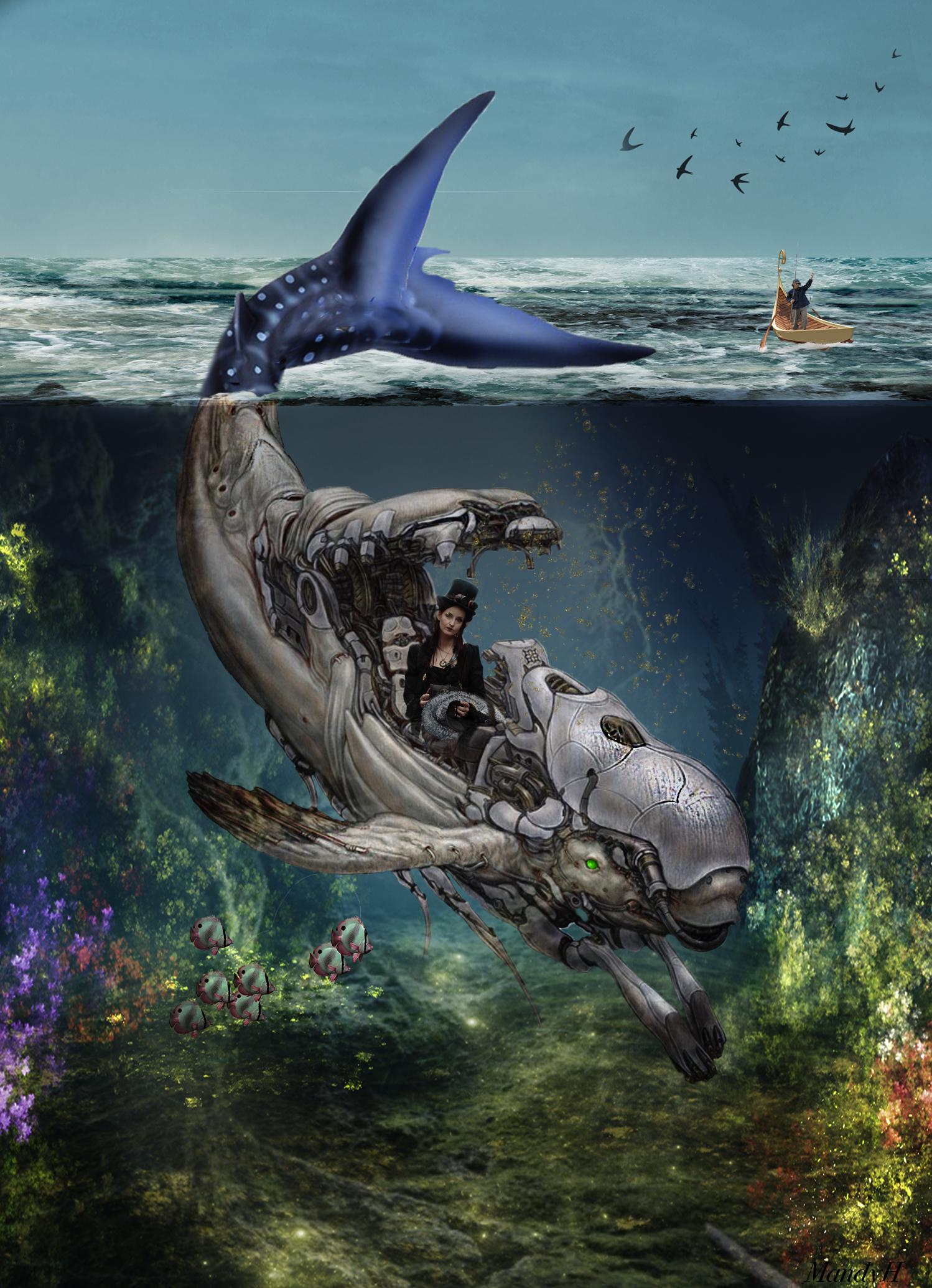 Mechanic 'Widow Wale'