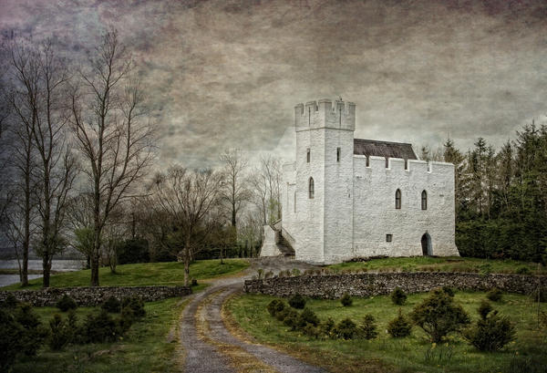 Cargin Castle by Flash-and-Flair