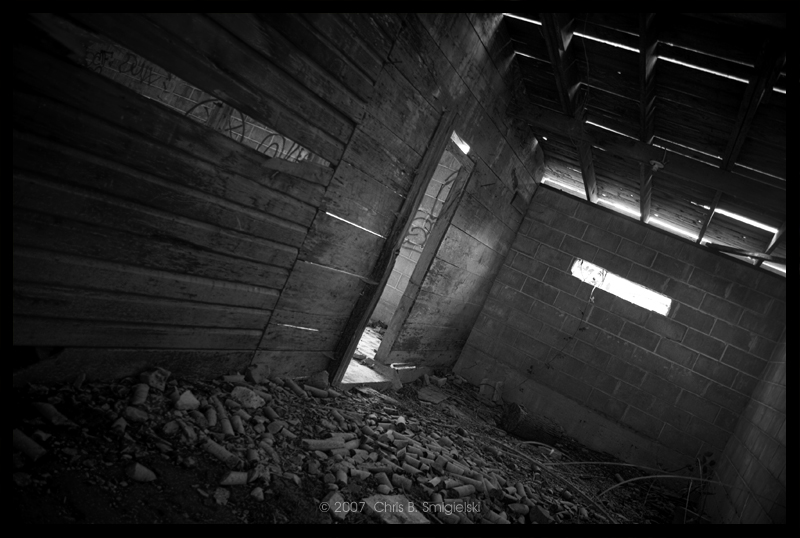 Emptiness by MushroomMagic