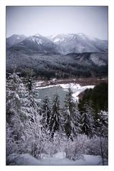 Winter Silence: Vista by MushroomMagic