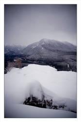 Winter Silence: Summit by MushroomMagic