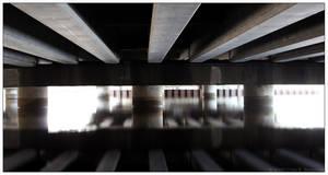 Under the Bridge by MushroomMagic