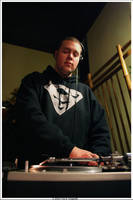 Portrait: DJ Mech 1 by MushroomMagic