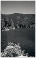 Mountain Lake by MushroomMagic