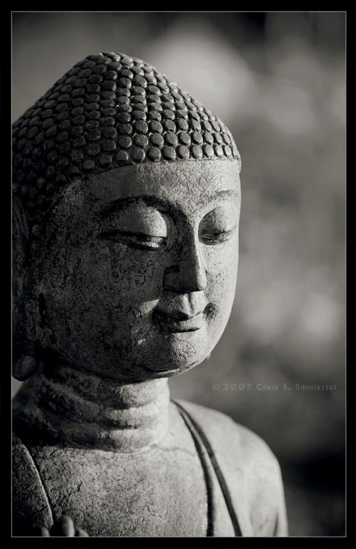 Buddha by MushroomMagic