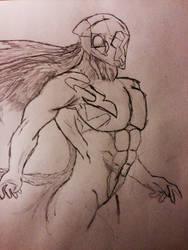 Warrior of Destruction
