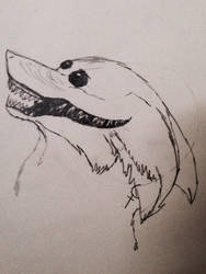Creepiest thing I Have Ever Drawn?