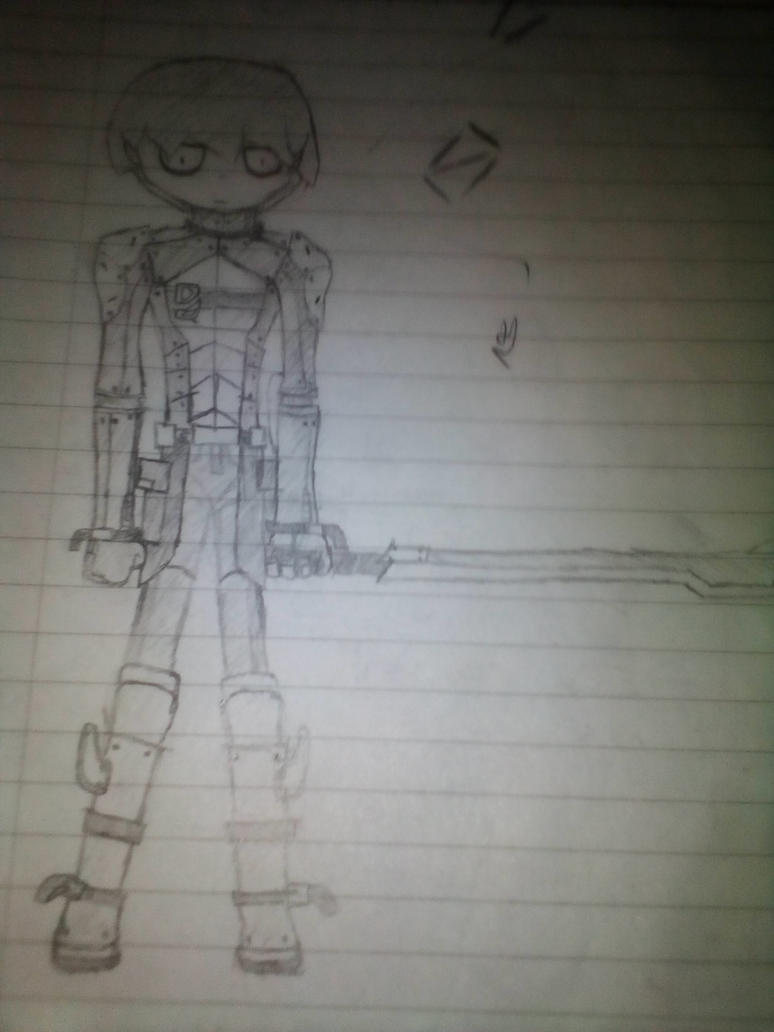 Zer0 from Borderlands 2 by PeridotFacet2F5LCut