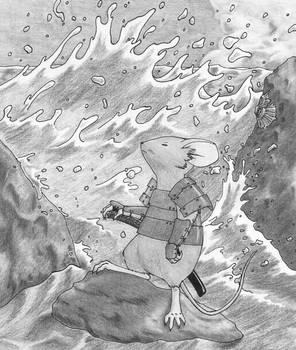 Mouseguard: Mousashi