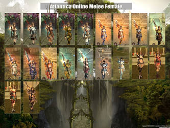 AO Armor Melee Female by Fei-deFenrir