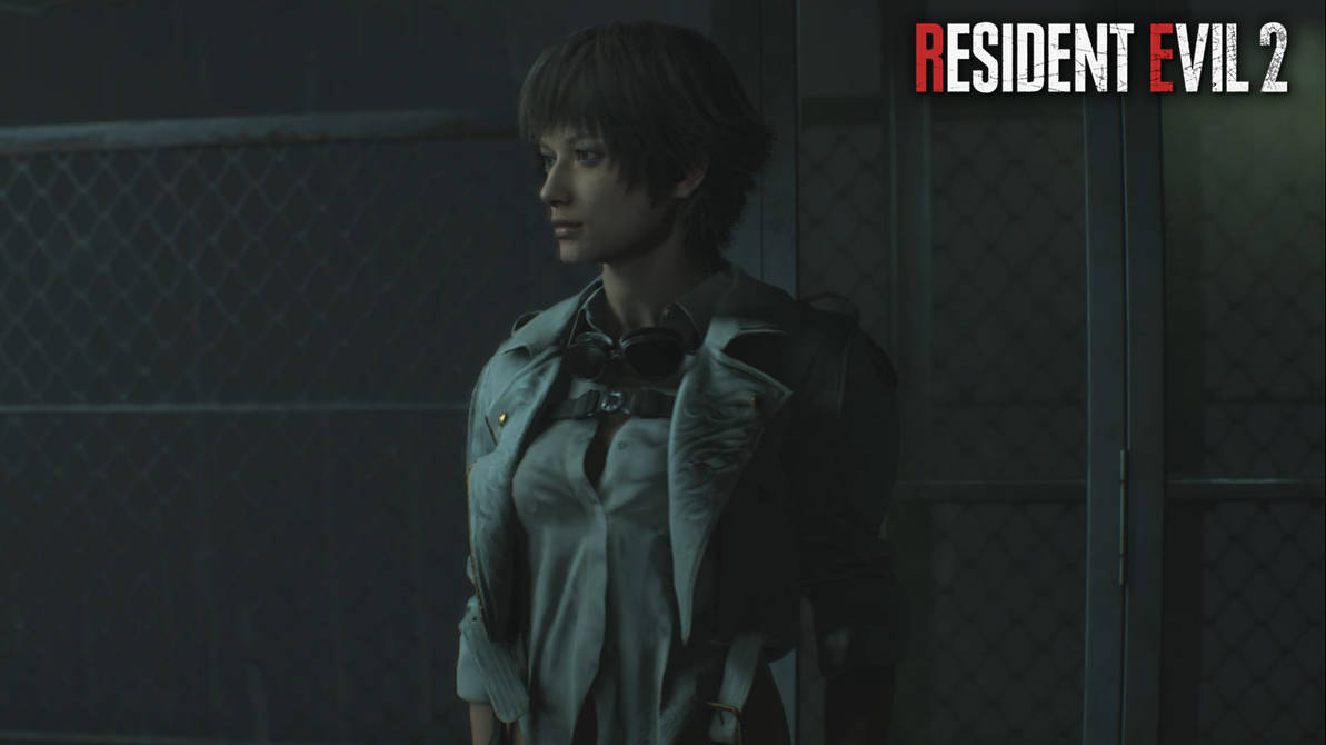 Resident Evil 2 Remake - Lady Claire Mod by Fei-deFenrir on DeviantArt