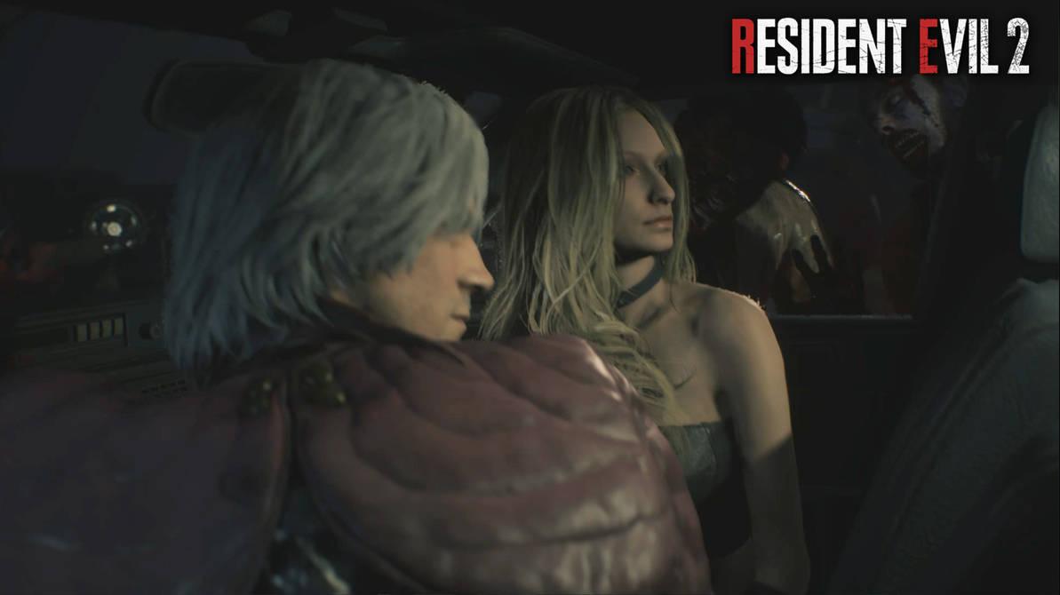 Resident Evil 2 Remake - Trish Dante Mod by Fei-deFenrir on DeviantArt