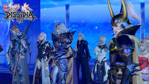 Dissidia Final Fantasy NT - Reunion 2