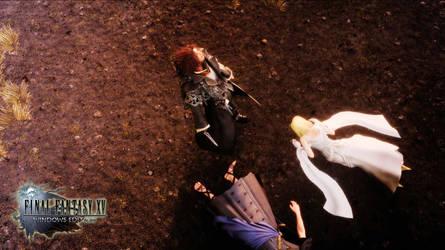 Final Fantasy XV - Ardyn Revenge