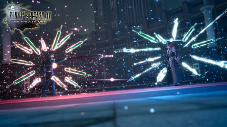 Final Fantasy XV - Met by Destiny