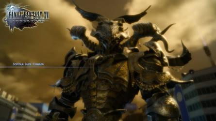 Final Fantasy XV - Somnus Lucis Caelum