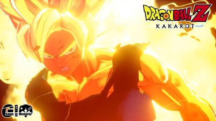 Dragon Ball Z Kakarot - Goku Super Saiyan