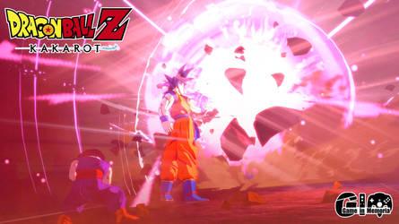 Dragon Ball Z Kakarot - Goku