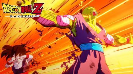 Dragon Ball Z Kakarot - Piccolo sacrifices