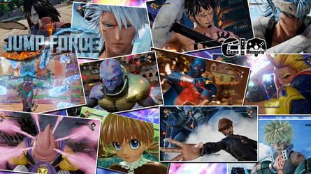 Jump Force -  DLC Characters