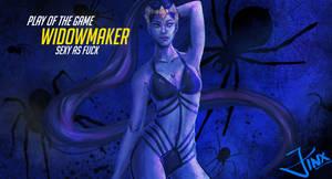 Sexy AF Widowmaker