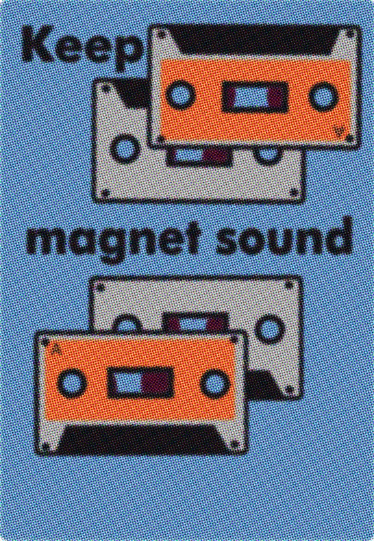 keep magnet sound by mawgly79