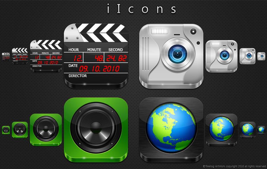 iIcons by treetog