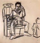 Seated Male 1