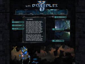 StarCraft WebDesign