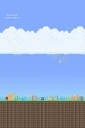 Mario HD iPhone Wallpaper